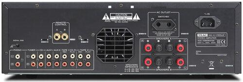 Teac A-R650MKII-B - 2