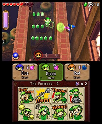 Nintendo The Legend of Zelda: Tri Force Heroes - 4