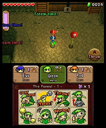 Nintendo The Legend of Zelda: Tri Force Heroes - 6