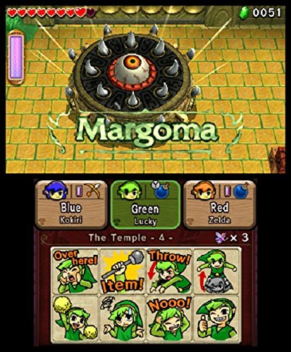 Nintendo The Legend of Zelda: Tri Force Heroes - 7