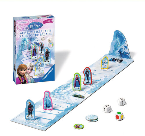 Ravensburger Disney Frozen Race to the Palace #2