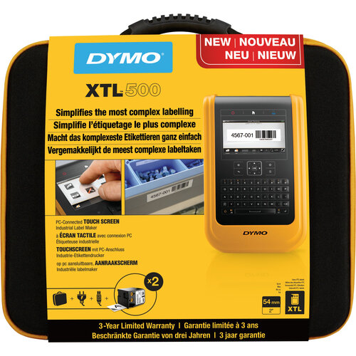 Dymo LabelManager 500 KIT - 13