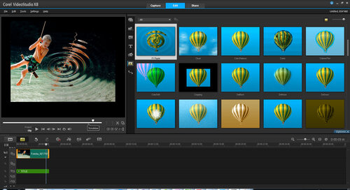 Corel VideoStudio X9 ULTIMATE - 4