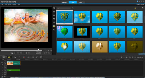 Corel VideoStudio X9 ULTIMATE - 8