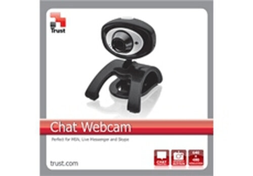 Trust Chat Webcam 16430 - 8