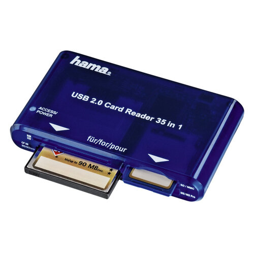 Hama USB 2.0 & USB 3.0 Card Reader #2