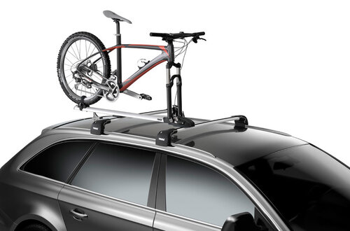 Thule ThruRide 565 bicycle carrier #2