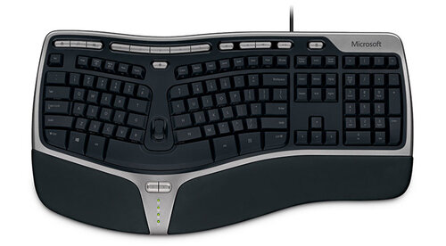 Microsoft Natural Ergonomic Keyboard 4000 #3