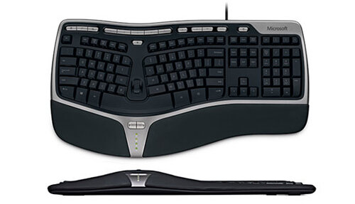 Microsoft Natural Ergonomic Keyboard 4000 #5