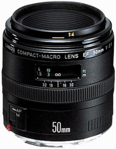 Canon EF 50mm f/2.5 Compact Macro #4