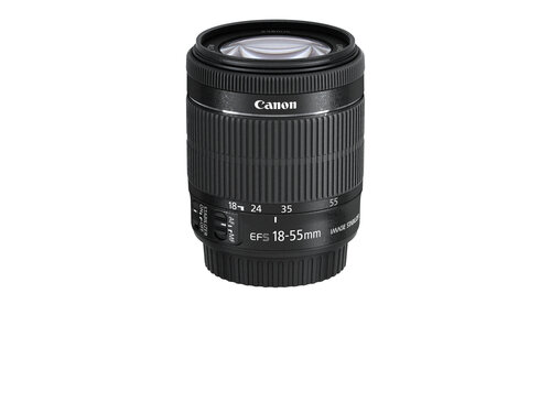 Canon EF-S 18-55mm f/3.5-5.6 IS STM #2