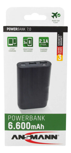 Ansmann Powerbank 7.0 #3