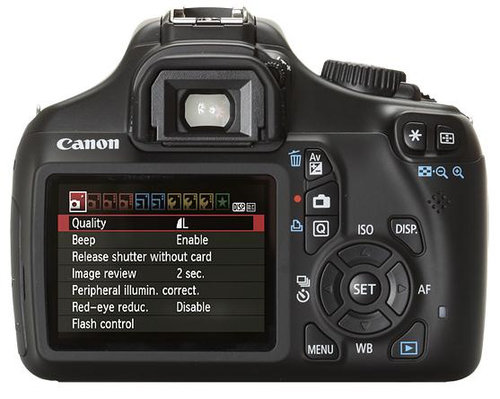 Canon EOS 1100D - 2