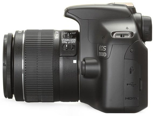 Canon EOS 1100D - 4
