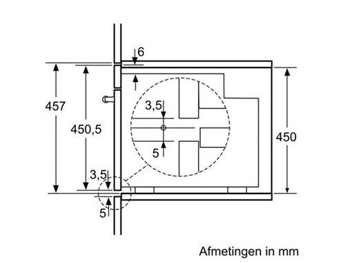 Bosch HBC53R550 - 2