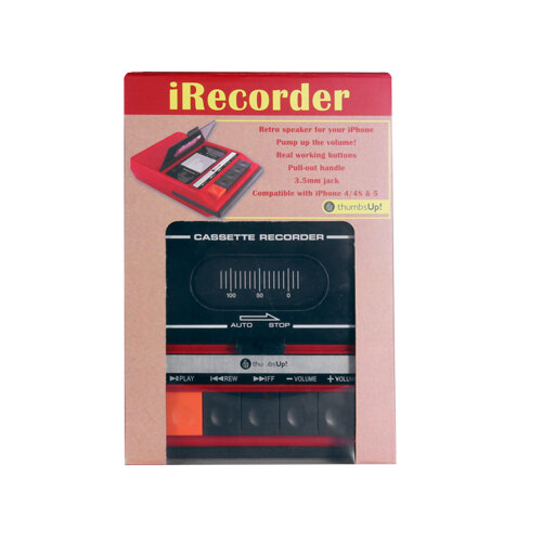Thumbs Up iRecorder - 8