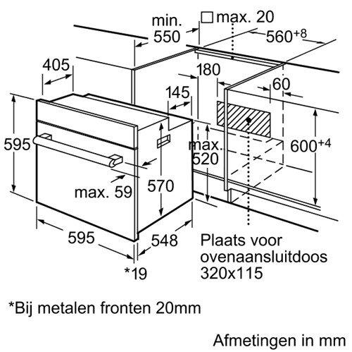 Bosch HBN780751 - 2