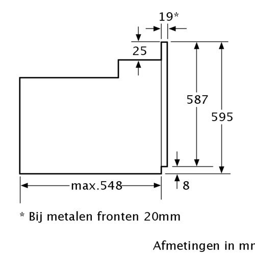 Bosch HBN780751 - 3