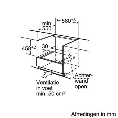 Bosch HBC36D754 - 7