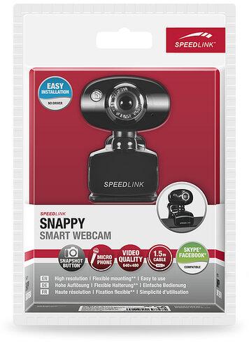 Speed-Link Snappy SL-6827-BK - 2
