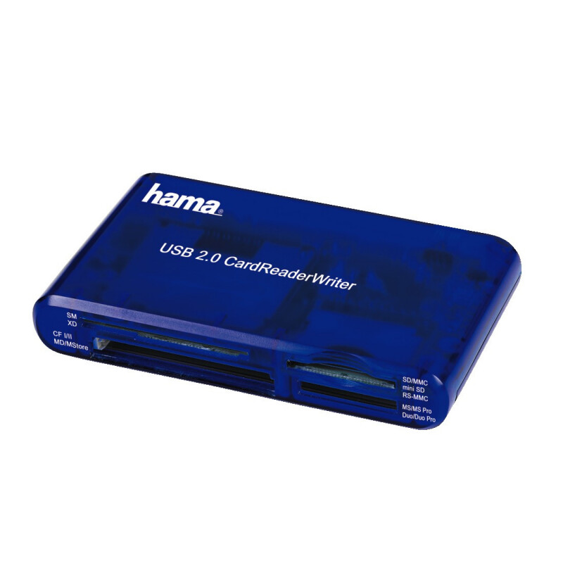 Hama USB 2.0 & USB 3.0 Card Reader #1