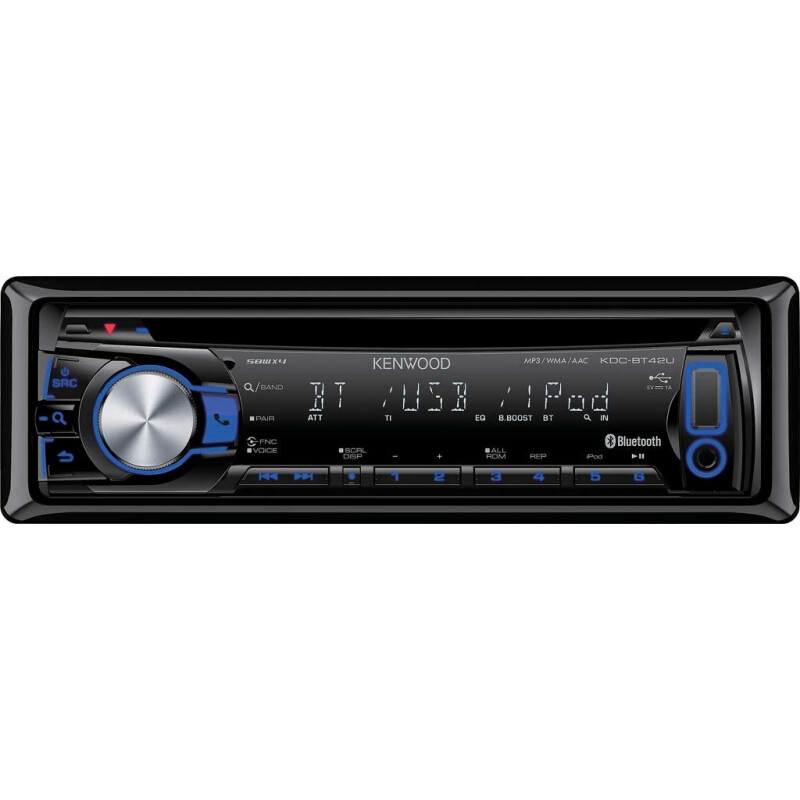 Kenwood KDC-BT42U #1