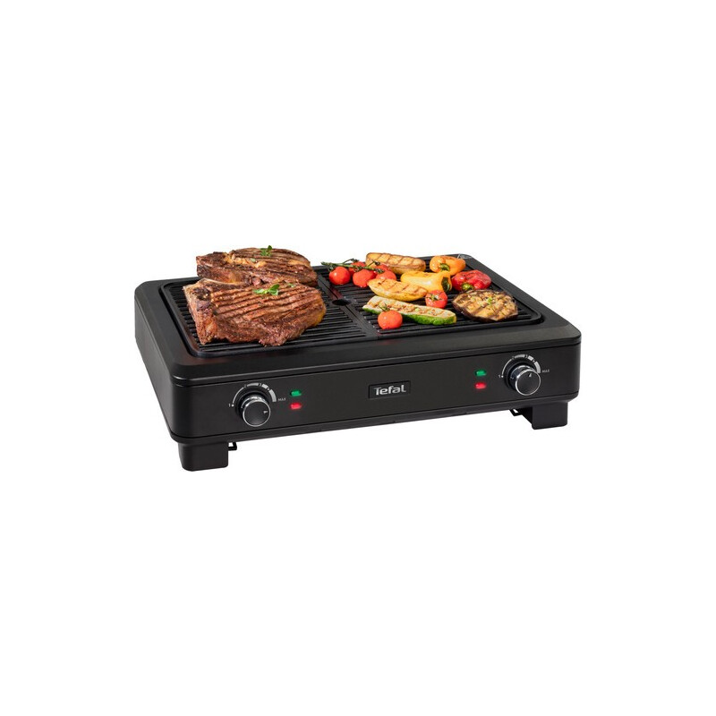 Tefal Smoke Less Indoor Grill TG9008 #1