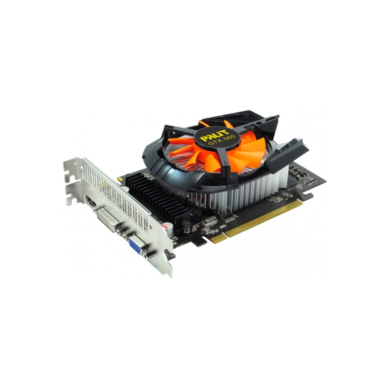 Palit GeForce GTX 560 OC #1