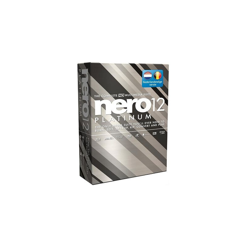 Nero Multimedia Suite 12 Platinum #1