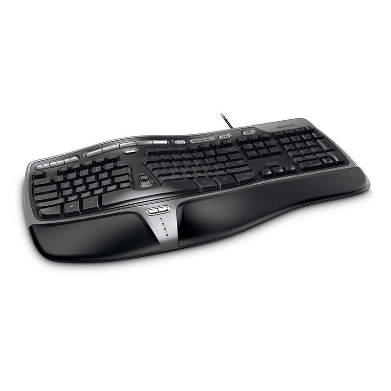 Microsoft Natural Ergonomic Keyboard 4000 #1
