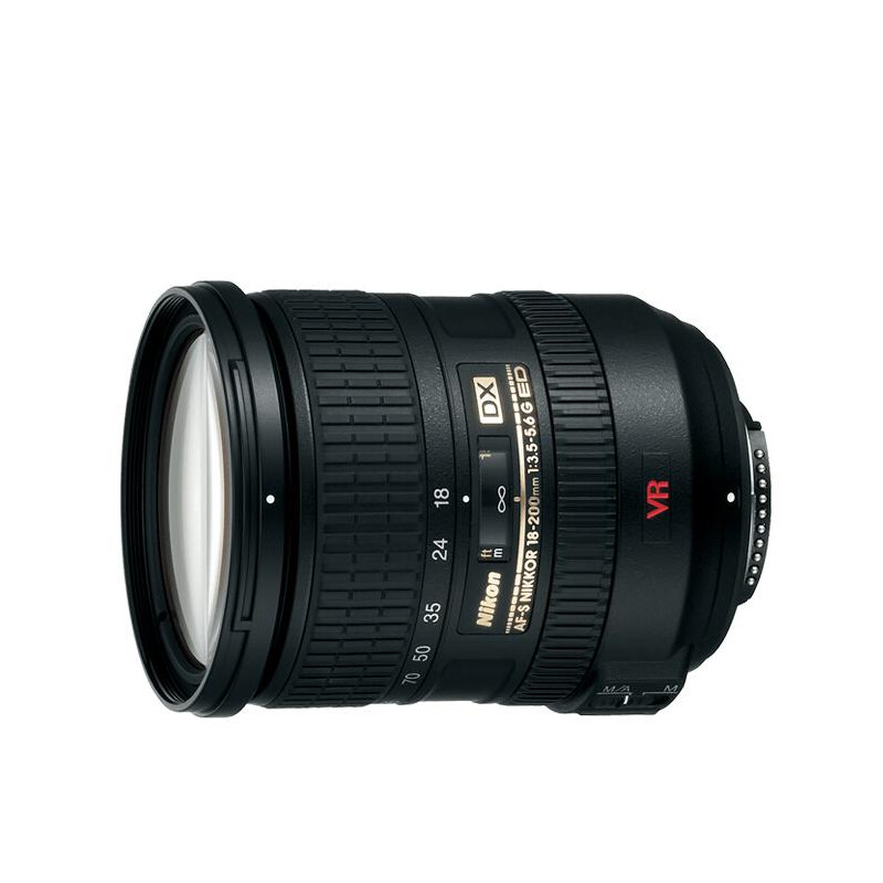 Nikon AF-S DX VR Zoom-NIKKOR 18-200mm f/3.5-5.6G IF-ED #1