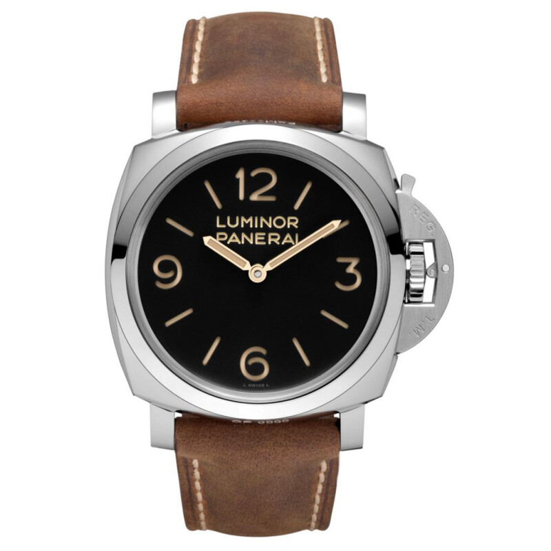 PANERAI Luminor 1950 3 Days Acciaio #1