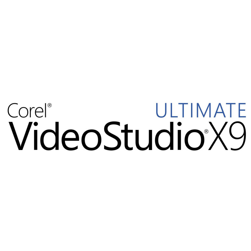 Corel VideoStudio X9 ULTIMATE - 1