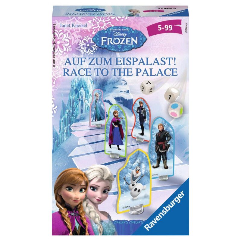 Ravensburger Disney Frozen Race to the Palace #1