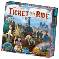 Days of Wonder Ticket to Ride -France/Old West