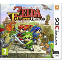 Nintendo The Legend of Zelda: Tri Force Heroes
