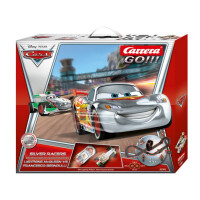 Carrera Disney/Pixar Cars Silver Racers
