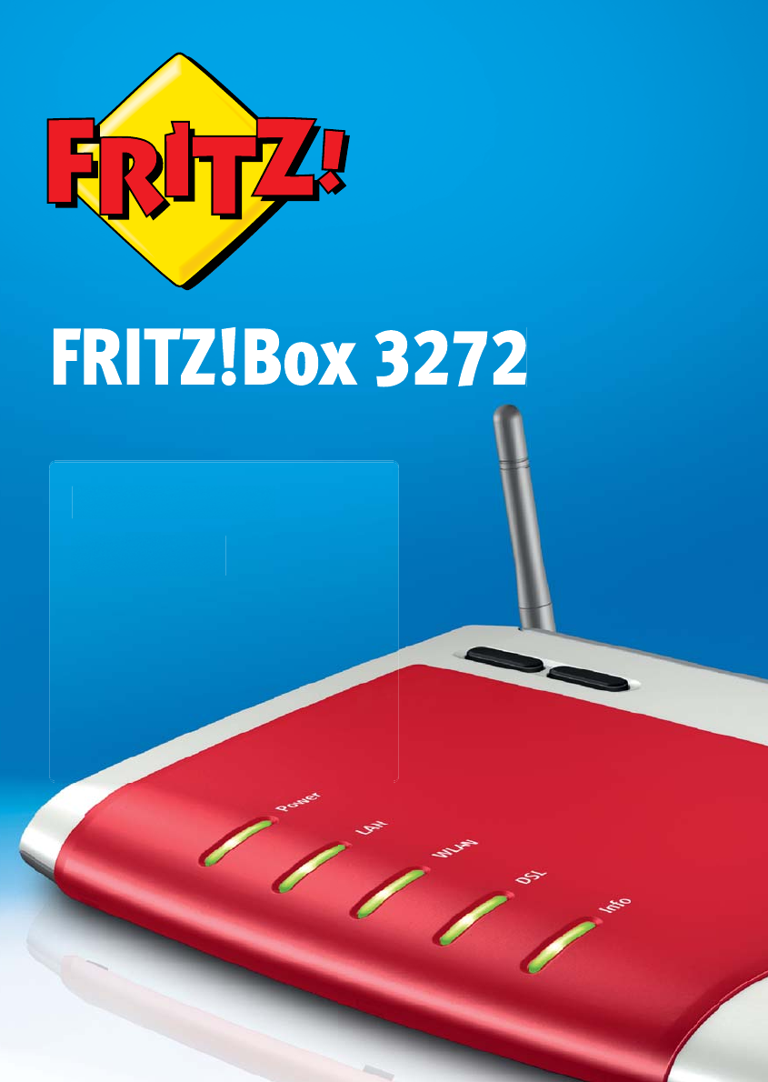 Manuale AVM FRITZBox 20 Italiano   20 pagine