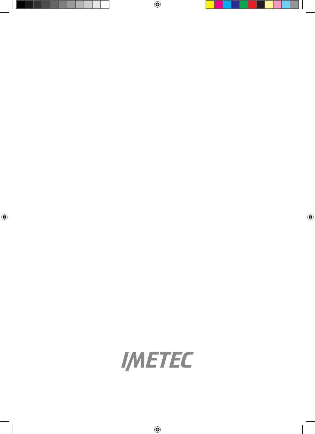 Imetec Sensuij Mc1 200.Manuale Imetec Sensuij Mc2 200 26 Pagine