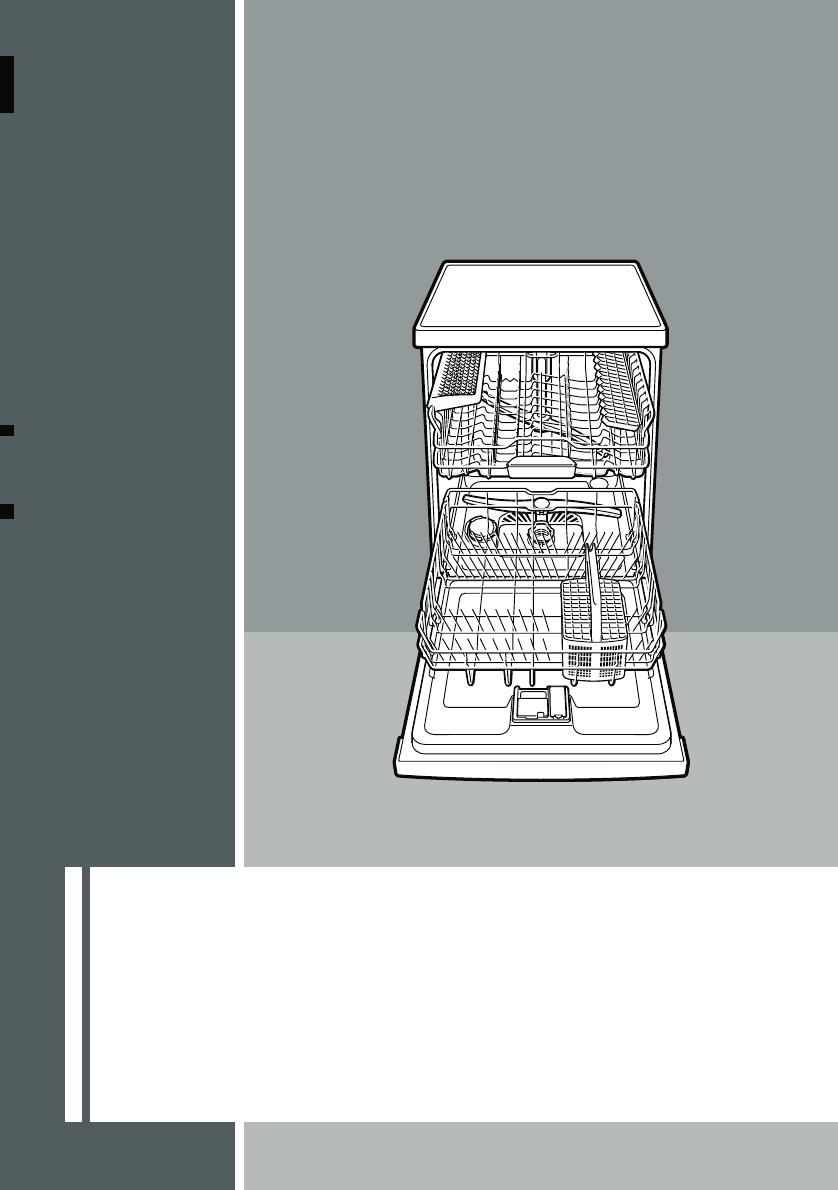 Manuale Siemens Sn26d800ii 30 Pagine