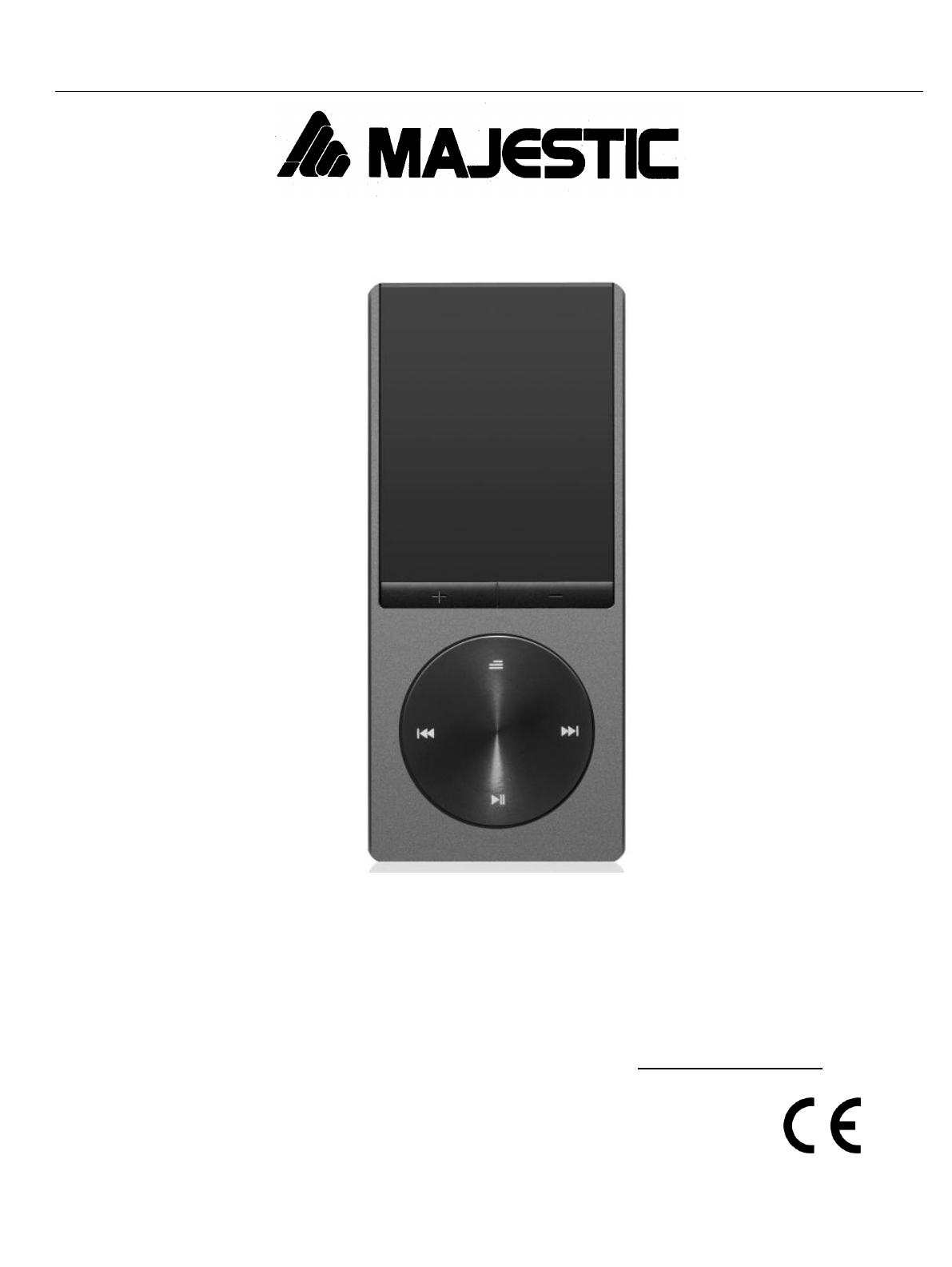 MUSICA SU MP4 MAJESTIC SCARICARE