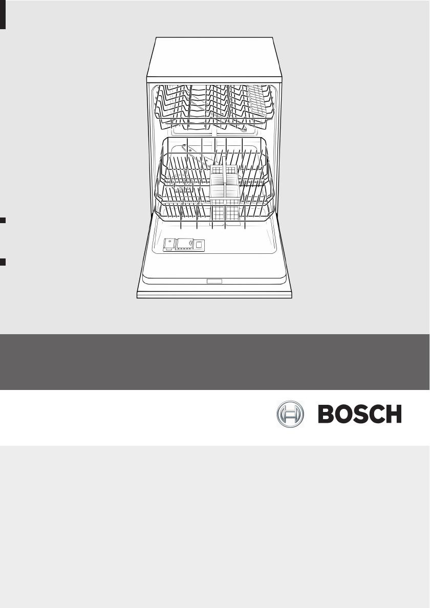 Lavastoviglie Bosch Spia Rubinetto Accesa.Manuale Bosch Sgs45m48ii 32 Pagine